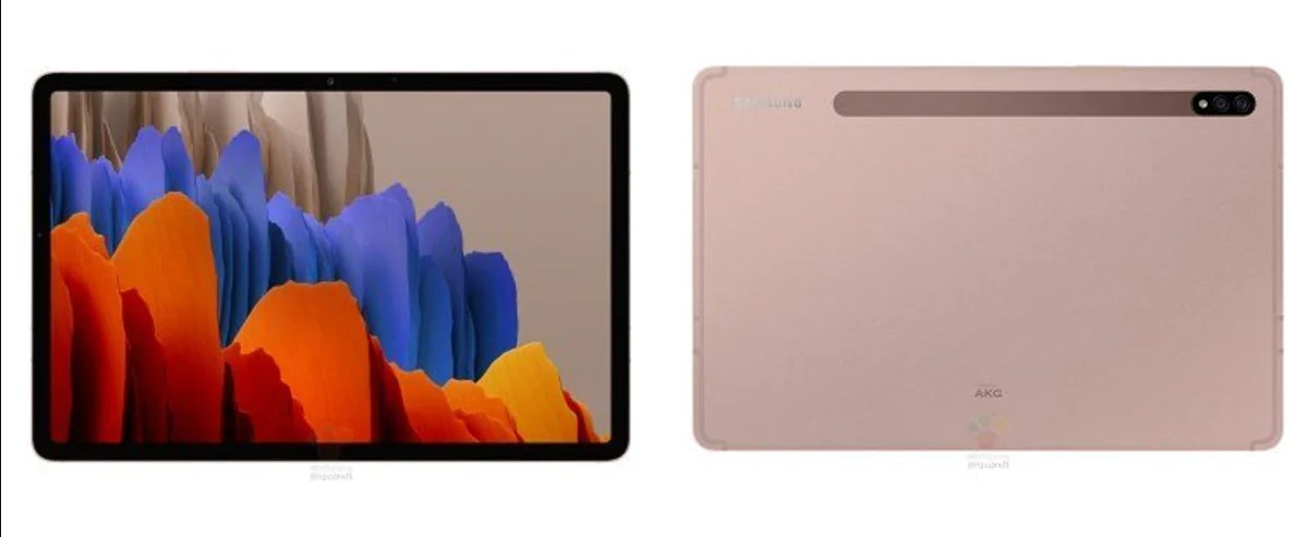 Galaxy Tab S7 and S7 Plus