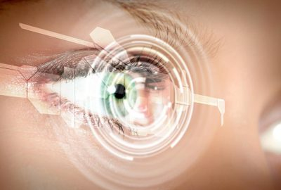 High-Tech Contact Lenses That Go Beyond Correcting Vision