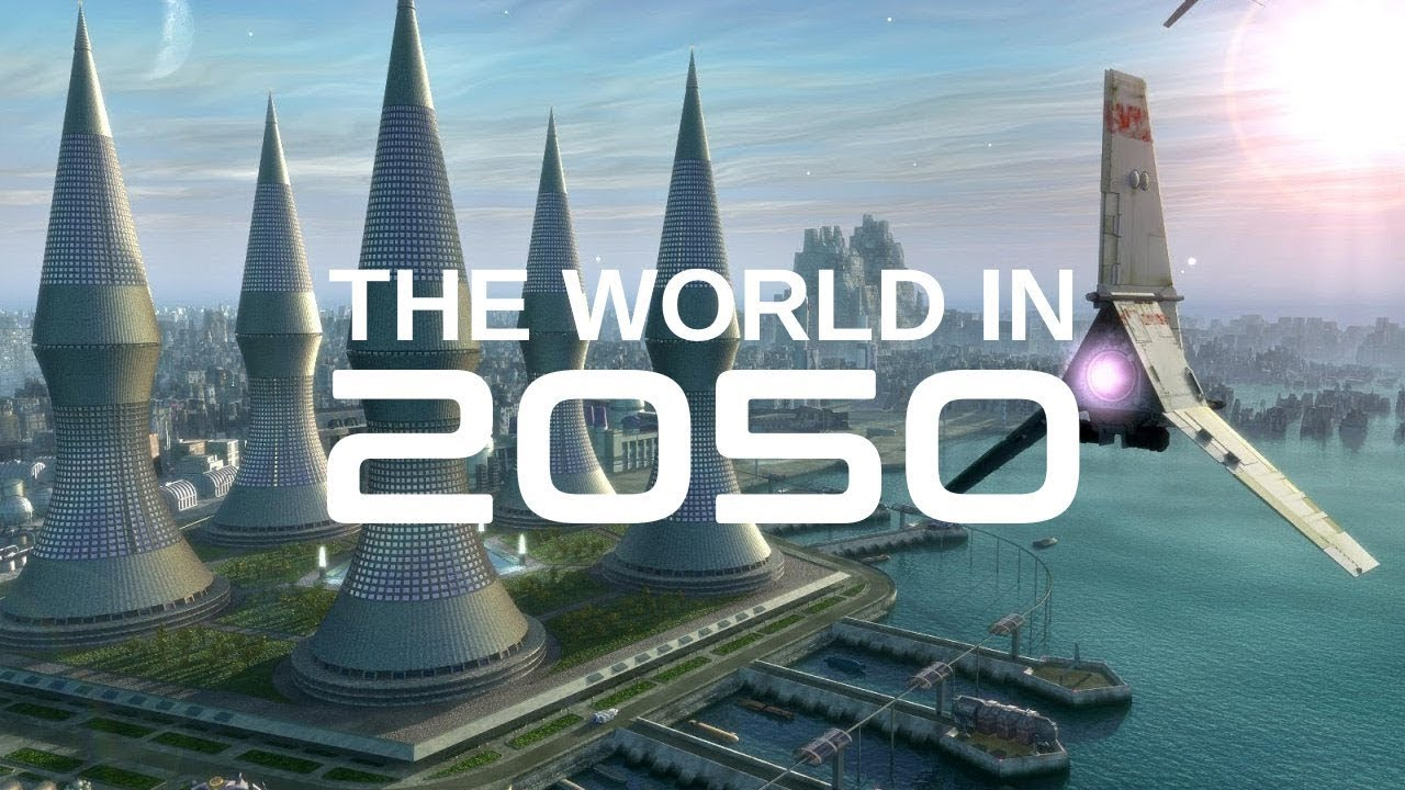 Future Technology: The World in 2050